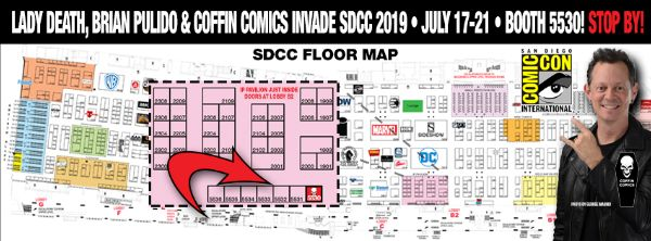 SDCC 2019 EXCLUSIVES AVAILABLE FOR PREORDER STARTING WEDNESDAY!