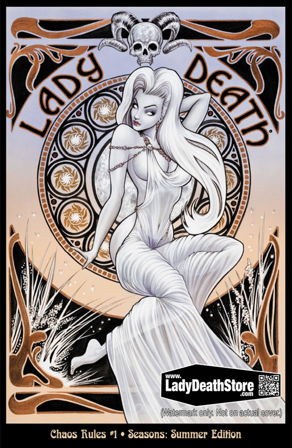 Lady Death | The Official Website | LADYDEATHUNIVERSE COM